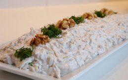 Yoğurtlu Havuçlu Patates Salatası