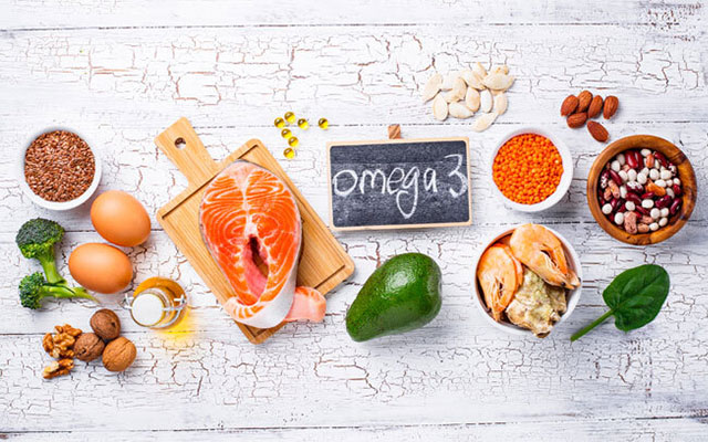 Balık Tüketimi ve Omega-3 Yağ Asitleri