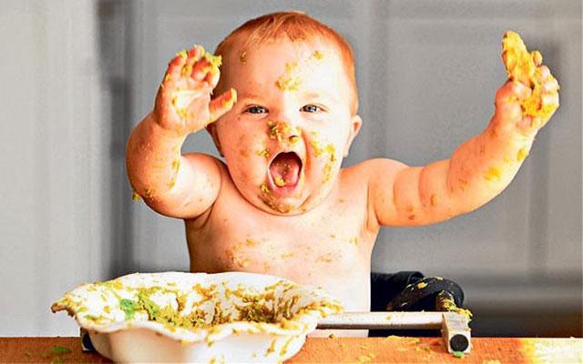 Bebek Beslenmesi (Ek Gıda)