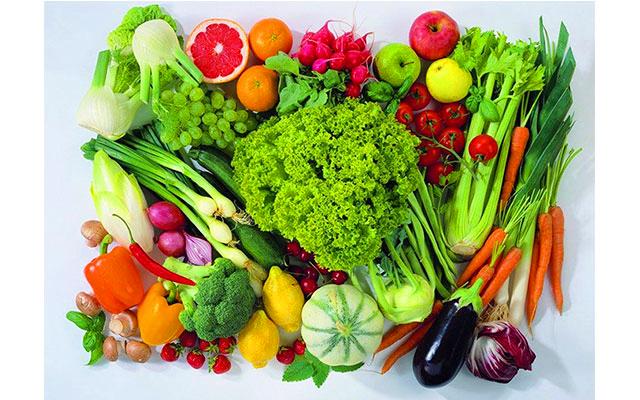 Mart Ayı Sebze ve Meyveleri