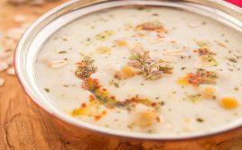 Mısırlı Yoğurt Çorbası