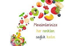 Nisan Ayı Sebze ve Meyveleri