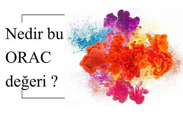 ORAC Değeri Ne Demektir