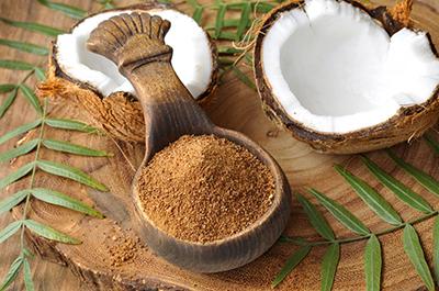 tatlandırıcı nedir hindistan cevizi şekeri